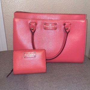 Kate Spade Bag & Wallet